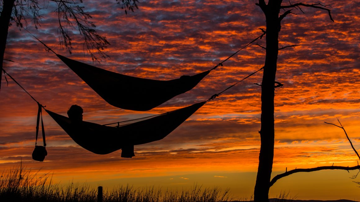 dormir à la belle étoile