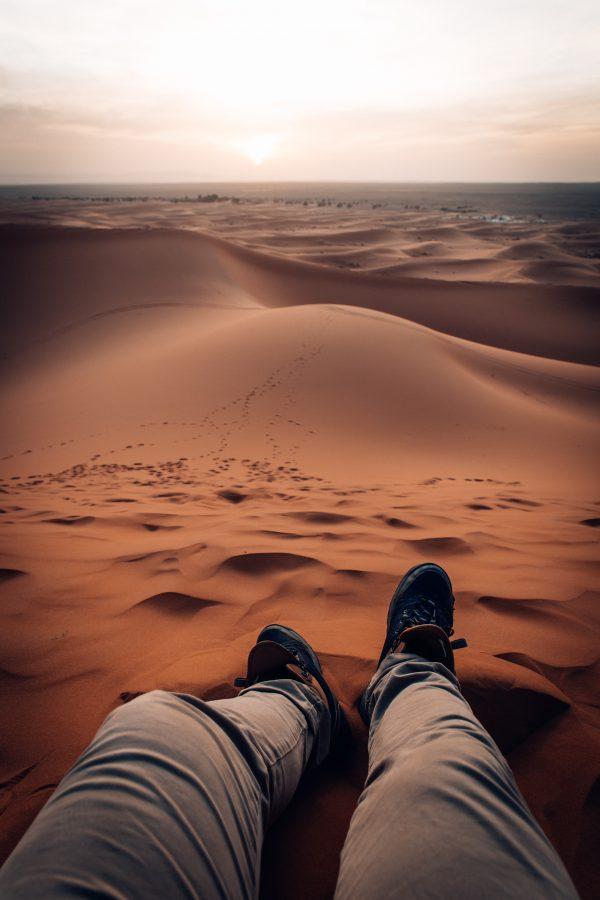 Voyage dans le désert : comment le préparer ?